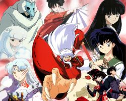 Inuyasha wallpaper by princessXnicola