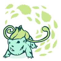 bulbasaur by foxiz