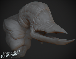 Scrab - 60-Minute Practice Sculpt by GaryStorkamp
