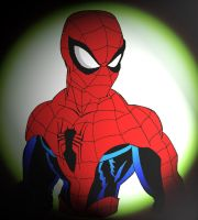 Spidey Colors by Blaze-Belushi