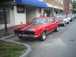 1968 Chevrolet Camaro by Shadow55419