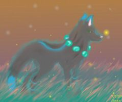 A ghost or the land by AkitaHaru