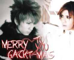 Merry Gacktmas by GoldenTigerClaws182