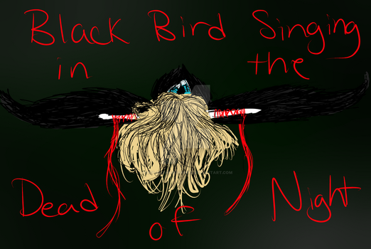 A Bird in the hand is simply dead by purplelovingfangirl