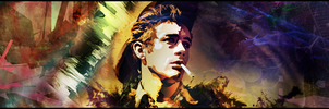 James Dean by Renegdr