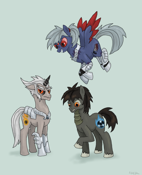 MLP Kaiju (blogs) by SethHM