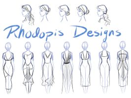 Rhodopis - Designs by Whisperwings