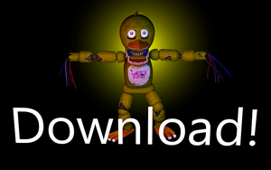 Withered Chica 3.0|Download! ThrPuppet by ThrPuppet