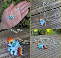 My Little Pony Friendship Is Magic Rainbow Dash by Tsurera