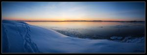 Late winter sunset by JSRPhotos