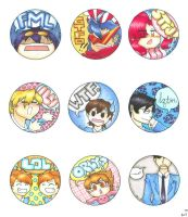 AB09 BUTTON DESIGNSSSSSS by tari-chan18