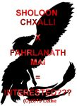Sholoon Chxalli and Fahrlanath Mai teaser by lethe-gray