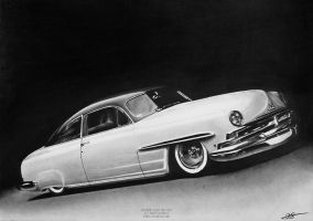 1950 Lincoln Cosmopolitan Custom by DyMHL