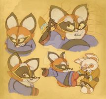 Junjie: Sly As A Fox by FaithFirefly