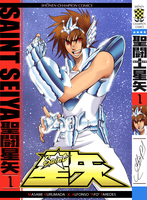 Seiya Kanzeban Cover by afo2006