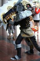 Renekton - League of Legends cosplay - JE2012 by AmyAGY