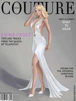HERO COUTURE - Emma Frost by Atanvarno90