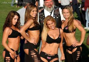 2005 Rolling Thunder Girls by PavSys