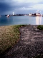 Illwara harbour Australia by ColorLessZircon