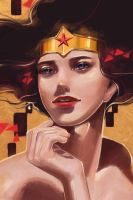 Wonder Woman by vegarden