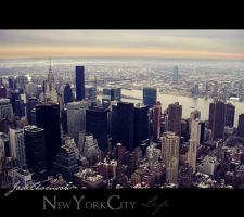 New York panoramic by FairyUnique