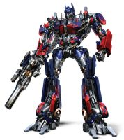 Autobots - Optimus Prime by jasta-ru