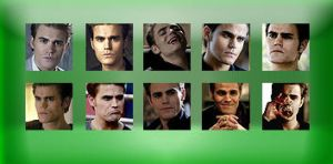 Stefan Salvatore Icons by angiezinha