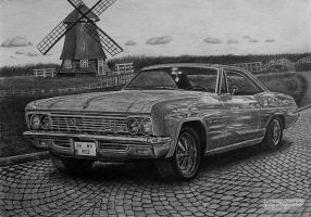 1966 Chevrolet Impala by orhano
