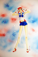 Sailoramerica by predilectionstudio