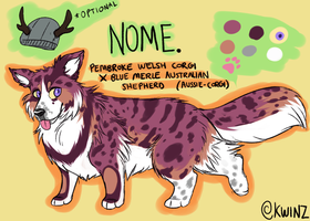 Nome's new ref by kwinzilla