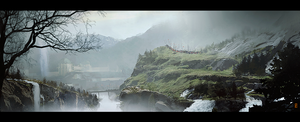 WE_WILL_CROSS_THE BRIDGE by donmalo