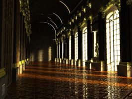 Hall of Mirrors by Randyman