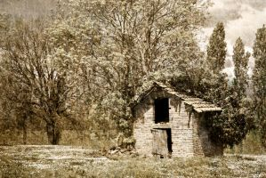 Sweet cottage by Anupthra
