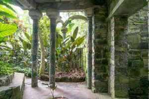 Jungle Castle Niche Stock by little-spacey
