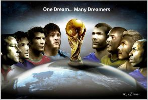 World Cup Tribute by abazou