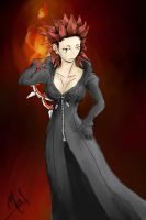 Axel? by FicusArt