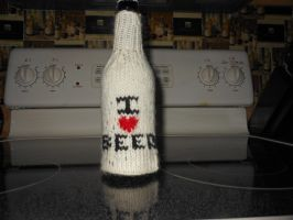 Beer Cozy by willow1894