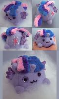 Twilight 'Chubbies' Plush by WhittyKitty