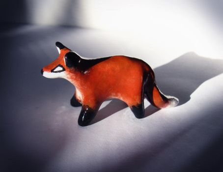 Little Red Foxy by Roxo89