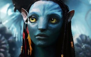Neytiri by TheSacredMushroom