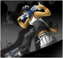 :: Freestyle :: by Kittn622