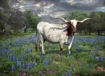 Blue Bonnet by robhas1left