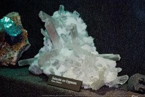 Museum : Crystals 07 by taeliac-stock