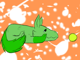 my Croco named Leafeh by FoodStamps1