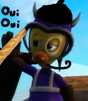Jamface is so... french v.2 by MossyMyBaby