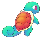Squirtle by ConstantSoliloquy