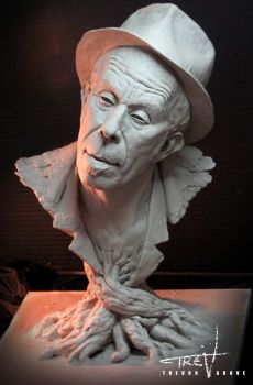 Tom Waits From Mortal Clay 1 by TrevorGrove