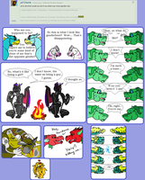 My Dragon OCs Q and A 13 by TheDragonInTheCenter