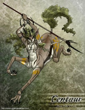 30 Monster Girls - 02 - Centaur