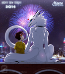 HAPPY NEW YEAR EVERYONE ^v^ !!!! by wsache007